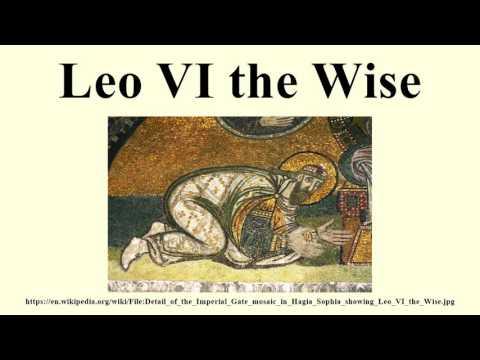 Leo VI the Wise