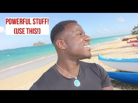 How to Never Give Up (Law of Attraction!) Powerful!