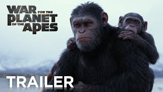 Video WAR FOR THE PLANET OF THE APES | Official Trailer #4 | In Cinemas July 12, 2017 download MP3, 3GP, MP4, WEBM, AVI, FLV November 2019