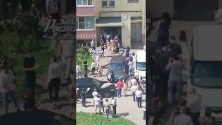 Свадьба со стрельбой в Ростове