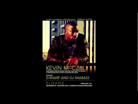 Kevin McCall Exclusive LIVE Performance at SLOANE - JUNE 17