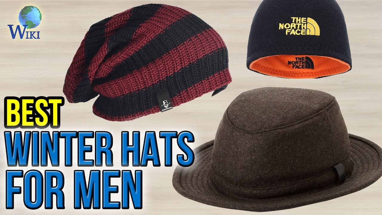 2ad8789cbc3 10 Best Winter Hats For Men 2017 - YouTube
