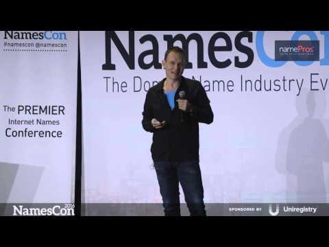 Frank Schilling Keynote (NamesCon 2016 HD)