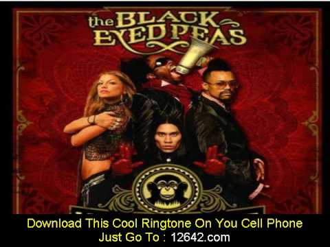 Don't Phunk With My Heart Black Eyed Peas Monkey Businesslyrics mp3 music video ringtone