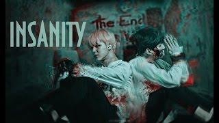 BTS YOONMIN [INSANITY] (Speed Art) Photoshop