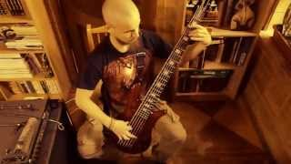 SUFFOCATION - Souls To Deny (Bass Cover by Ivan Rasstrigin)