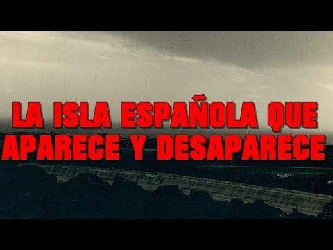 LA MISTERIOSA ISLA ESPAÑOLA QUE APARECE Y DESAPARECE. La Isla Errante de San Borondón.