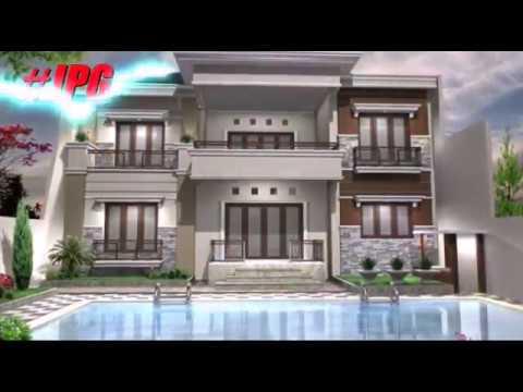 75 Desain Rumah Minimalis Mewah Dan Modern 2 Lantai 2018 Youtube