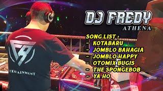 """DJ FREDY """"KOTABARU vs JOMBLO BAHAGIA vs JOMBLO HAPPY vs OTOMIX BUGIS"""""""