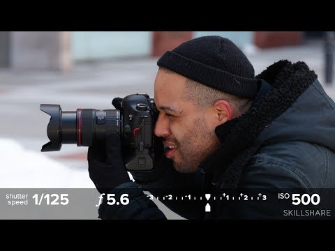 How to Shoot with a DSLR Camera