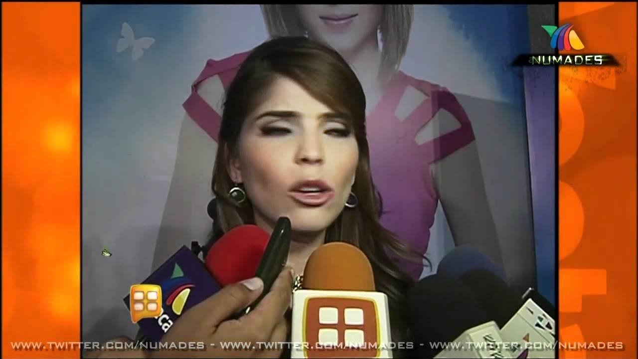 Ana Bárbara Viviana Ugalde esmeralda ugalde, ¿depecionada de ana bárbara?azteca america