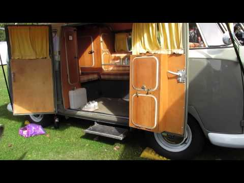 1961 231 S0 35 VW WESTFALIA T1 SPLITBUS @ splitbustreffen nuenen 2013