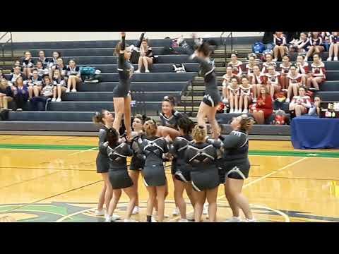Clay Battelle High School-West Virginia-Regional Champs 2018