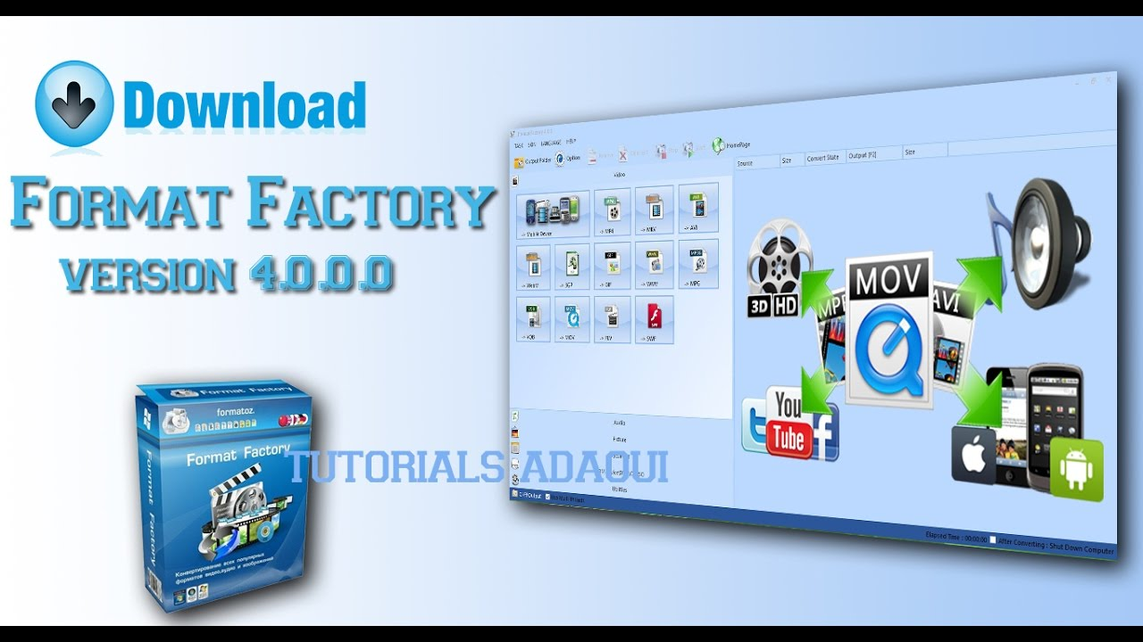 format factory free download latest full version