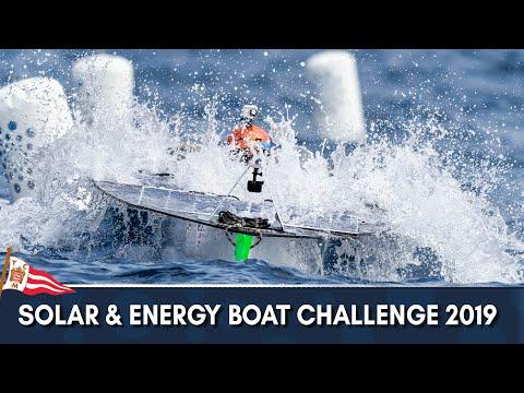 Solar & Energy Boat Challenge 2019 - Teaser