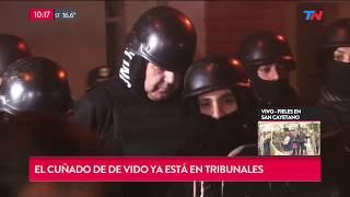 El cuñado de Julio de Vido fue detenido y trasladado a Bs Ss para declarar
