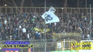 Juve Stabia-Catania 2-1 [01-11-2015]