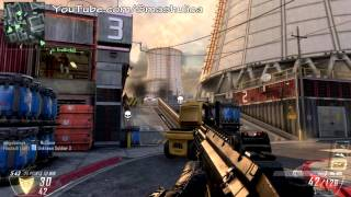 (PC) Call of Duty Black Ops 2 Multiplayer Nvidia GTS 450 Gainward Gameplay [Maxed Out Settings]