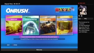 Onrush beta
