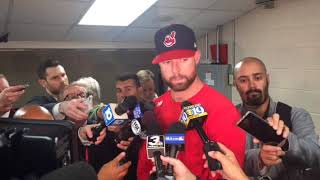 Corey Kluber on injuries and Game 5 loss to Yankees in ALDS