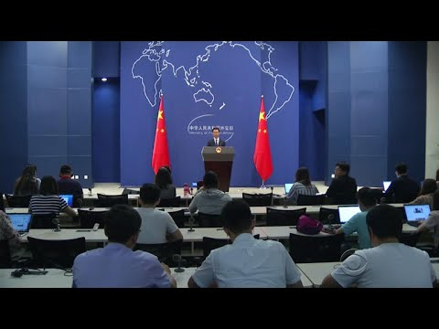 Chinese government urges restraint after North Korea missile launch