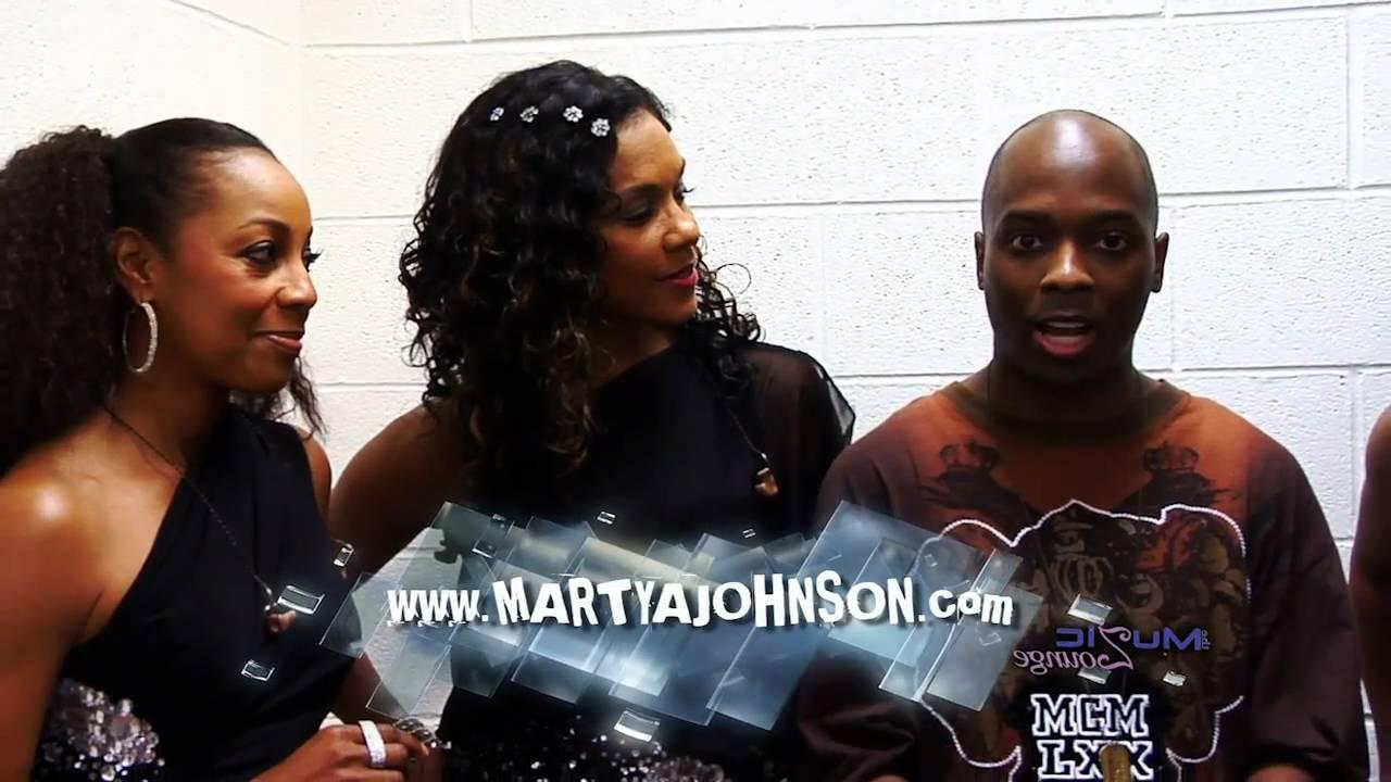Download Envogue on The Muzic Lounge w/ Marty A. Johnson: Season 5, Episode 2