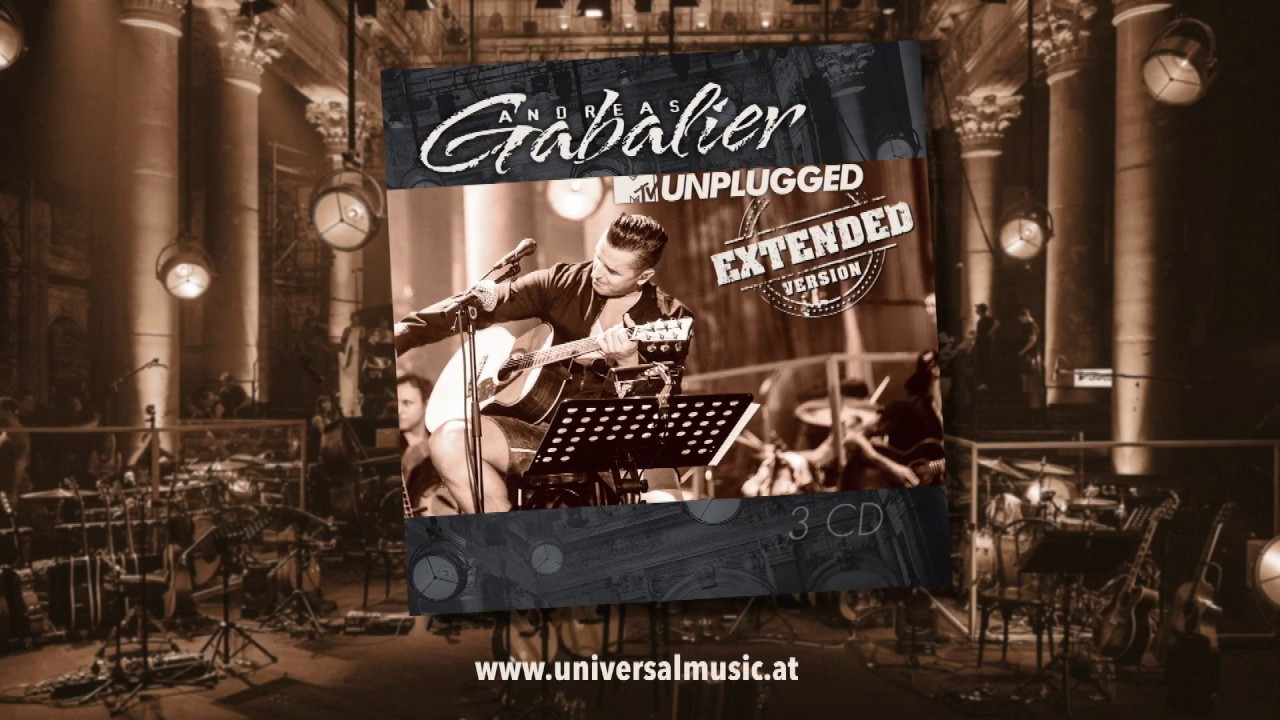 andreas gabalier unplugged