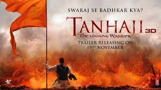Swaraj Se Badhkar Kya? Video - Tanhaji -The Unsung Warrior
