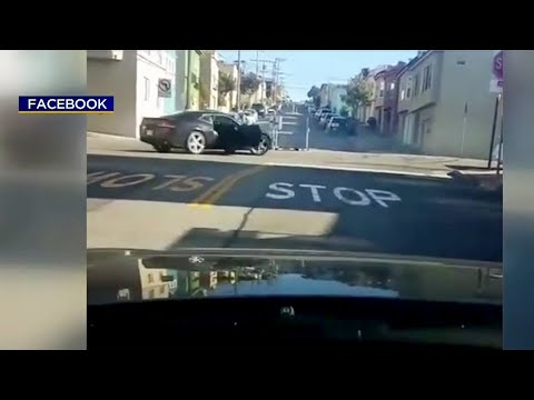 Video Shows Teen Thrown from Car Spinning Doughnuts in S.F. Excelsior