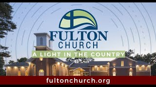 Live at Fulton Church (August 9, 2020)