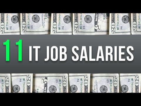 11 High Paying Information Technology Jobs Salaries (2018)