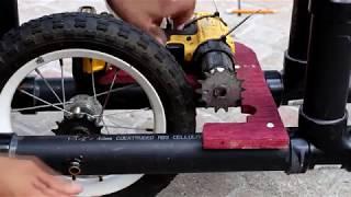 รถทำเองรถดัดแปลง Electric Bike