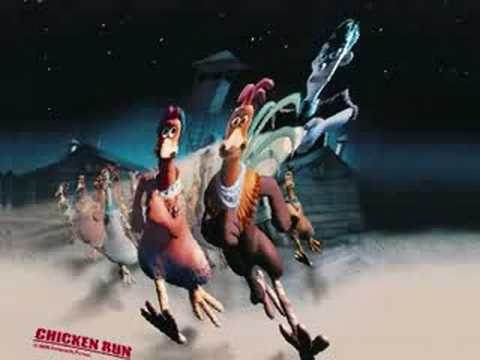 Chicken Run -- Rats!