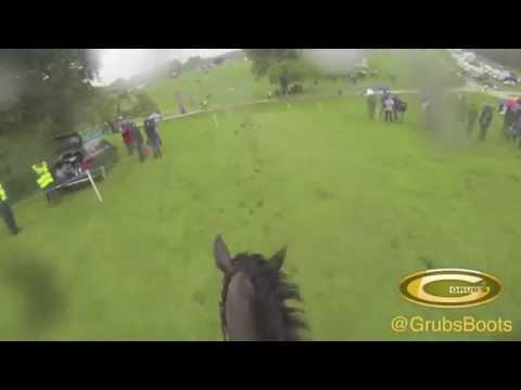 EQUIAIRBAG® in Elite Eventing | Bramham 2014 Cross Country