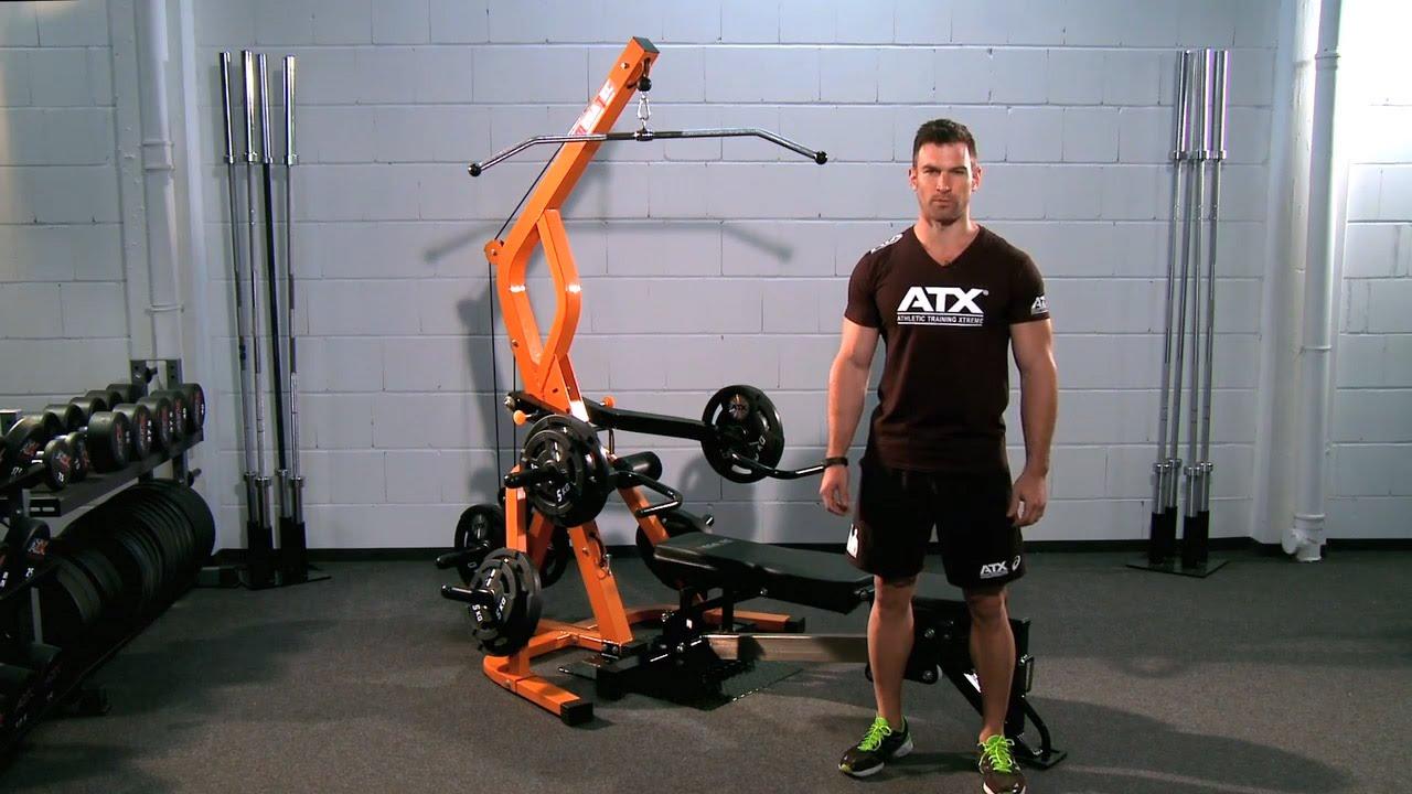 Megatec Triplex Workout Station Youtube
