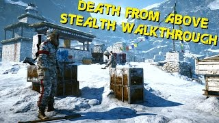 Far Cry 4 - Death from Above ( Willis Himalaya Snow Mission #2 ) killer stealth walkthrough