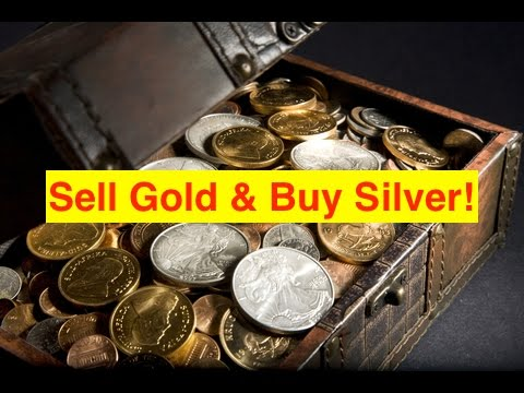 Sell Gold & BUY 70x SILVER! (Bix Weir)