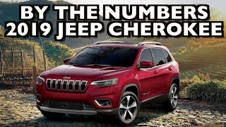 By The Numbers: 2019 Jeep Cherokee on Everyman Driver