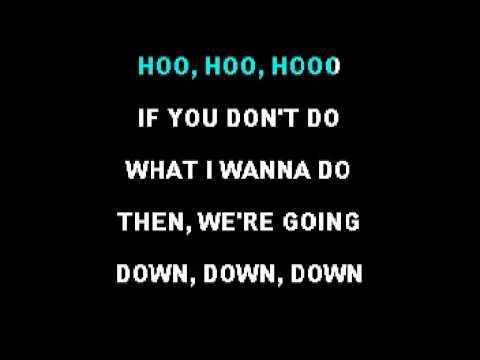 Karaoke - Can't Control The Kids (in style of Kerli)