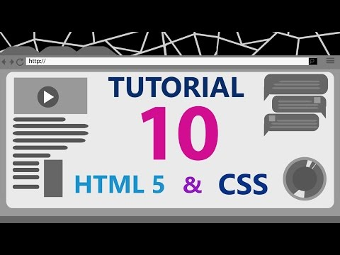 #10 Tutorial HTML & CSS [ROMANA] - Cream Container-ul Site-ului