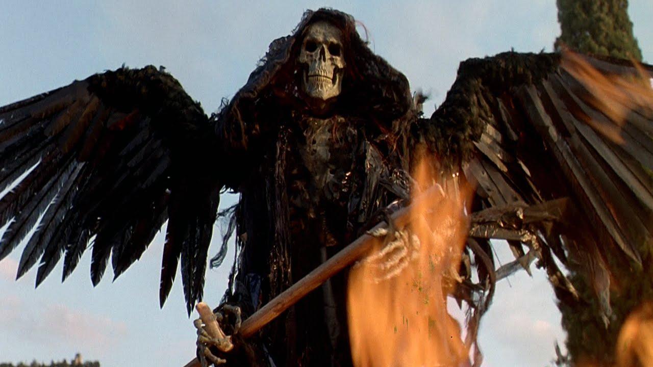 Cemetery Man Grim Reaper | www.pixshark.com - Images ...