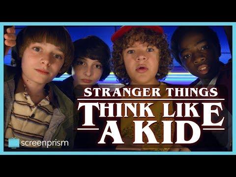 Stranger Things: Think Like a Kid   Video Essay