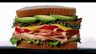 Как сделать пиздатый бутерброд? How make bitching sandwich?