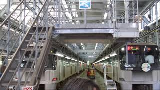 はまりんフェスタ2018の会場を歩く 横浜市営地下鉄 川和車両基地一般公開 2018.11.10.