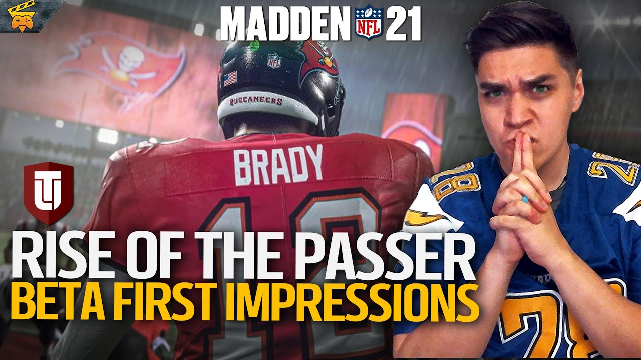 Madden 21 Beta: Rise of the Passer (First Impressions)   Madden 21
