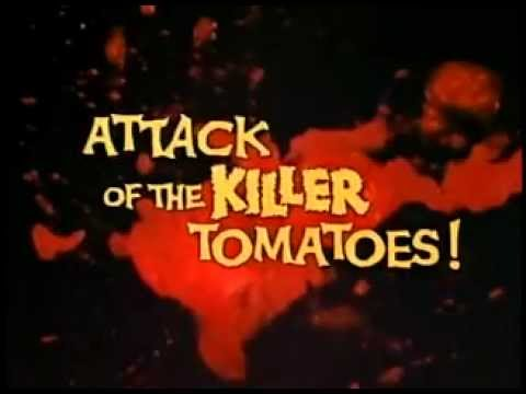 Attack Of The Killer Tomatoes (trailer)