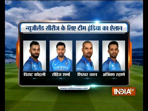 Cricket Ki Baat: Shikhar Dhawan returns for New Zealand ODIs; no place for Ashwin, Jadeja