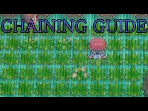 238 - Pokeradar Chaining Guide + Full Shiny Starly Chain With Patch!