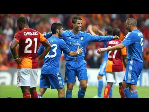 Real Madrid Vs Galatasaray 6 1 2013 14 Galatasaray Vs Real Madrid 1 6 2013 14 Hd