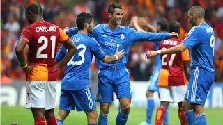 Real Madrid Vs Galatasaray 6-1 2013/14~Galatasaray Vs Real Madrid 1-6 2013/14 [HD